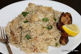 biryani cuisine biryani unique style of chicken biryani cooking with thas