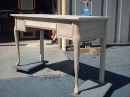 Oak Makeup Vanity Table Makeup Vanity Table Reclaimed Wood By Cobra5 Lumberjocks