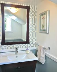 Wallpaper For Small Bathroom Bathroom Small Bathroom Remodel Wallpaper Clearance Outlet