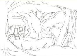 david gregory artworks background desert island and jungle