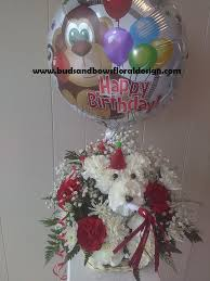 nationwide balloon bouquet delivery service melbourne florist flower delivery by buds bows floral design