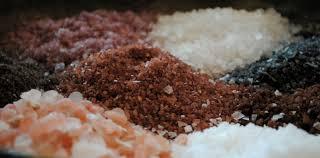 composition du sel de cuisine sel de l himalaya fleur de sel sel noir comment les sels