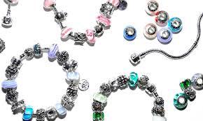 custom charms custom charm bracelets iris and charms groupon