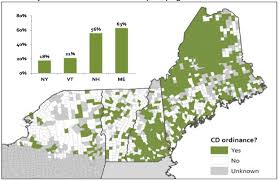 Map Of Northern New York by Protecting Wildlife Connectivity Through Land Use Planning