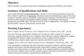 Desktop Support Technician Resume Example by Network Support Technician Resume Ndi Technician Resume Desktop