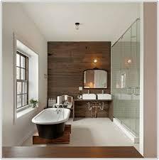 glass tile accent wall bathroom tiles home design ideas