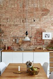 escalier entre cuisine et salon escalier entre cuisine et salon 3 la brique 233l233ment