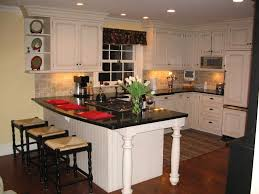 dark granite top black stove contemporary kitchen backsplash ideas