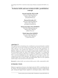Resume Samples 2017 Malaysia by Non Technical Resume Resume For Your Job Application