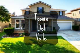 Santa Clarita Zip Code Map by Tesoro Del Valle Home Guide Santa Clarita Real Estate News