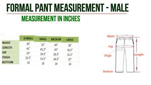 men u0027s dress measurement chart for pant u0026 shirt youtube