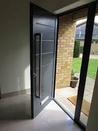 modern house door modern house door cambridgeshire