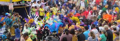 zulu rolled uptown on fat tuesday the latest
