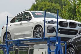 new 2018 bmw x4 next bmw coupe suv spied auto express