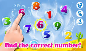 learn numbers for toddlers kids educational game android apps