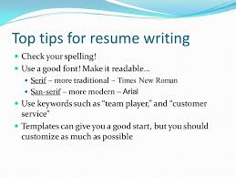 Keys To A Good Resume Your Key To Getting A Job Why Resumes A Resume Is A Document