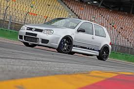 volkswagen r32 hperformance transforms a golf 4 r32 into a serious powerhouse