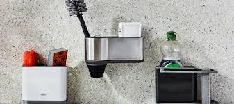 kitchen sink cabinet sponge holder the best sink caddy 2021 epicurious