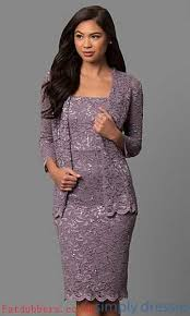 s short orchid purple lace wedding guest dress with jacket