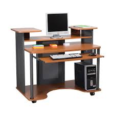 Mobile Computer Desk Popular Of Movable Computer Desk Awesome Small Office Design Ideas