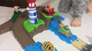 5 1 paw patrol roll patrol mega track lookout tower
