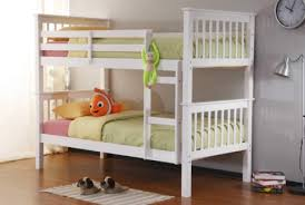 Beds For Kids HomeFurnitureJerseycouk Guernsey  Jerseys - White bunk bed with mattress