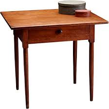 Shaker End Table Enfield Shaker End Table Occasional Tables Shaker Workshops