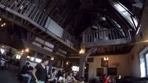 Hogwarts Dining Hall by Harry Potter Dining Hall At Universal Orlando Youtube