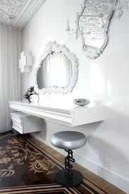 Big Lots Makeup Vanity Big Round Dressing Table Mirror Round Designs