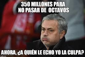 Mourinho Meme - memes crueles burlas a mourinho y al united tras el fracaso en