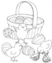 50 easter coloring pages adults