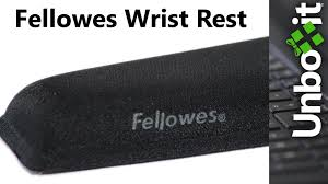 Fellowes Professional Series Back Support Cushion Unboxing Fellowes Wrist Rest Unboxit Electronics Youtube