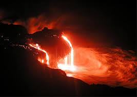 Hawaii Lava Flow Map Photos U0026 Video Kilauea Volcano Lava Flow In Hawaii Nears Homes