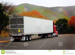 semi truck sleepers sleeper semi truck stock photo image 52161961