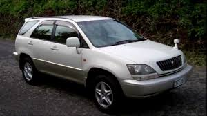 lexus harrier 2012 1999 toyota harrier cash4cars cash4cars sold youtube