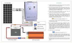 solar panel installation diagram solar panel diagram wiring solar