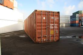 40ft shipping container b quality alconet containers
