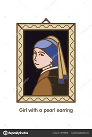 vermeer the girl with the pearl earring painting girl with a pearl earring painting by the artist vermeer icon