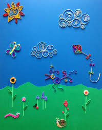quilled paper designs teachkidsart