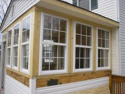 how to convert a porch into a sunroom ideas for family room wall