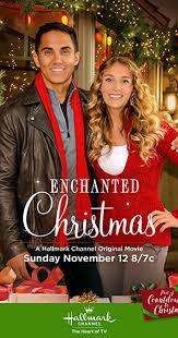 enchanted airing november 12 2017 on hallmark channel