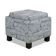 Nautical Storage Ottoman with Living Room Furniture Hayes Storage Ottoman With 2 Pillows