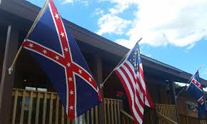 Civil War Rebel Flag Grantlee U0027s Civil War Themed Bbq Brings North South And Everyone