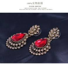 Red Chandelier Earrings Different Red Chandelier Editonline Us