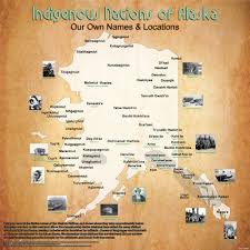 Alaska On A Map by Maps Of American Indian Tribes You U0027ve Never Seen Before