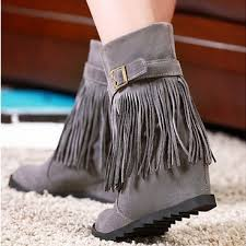womens boots india fashion 2014 indian faux suede