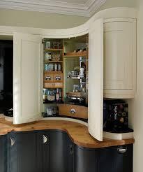 Kitchen Corner Ideas Kitchen Corner Cabinet In White Color Creative Ideas For Kitchen