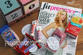 gift ideas for expecting mothers inspirational winter pregnancy reveal gift box