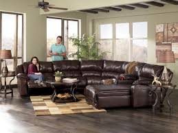 Sofa Sectional Leather Ideas Undecent Best Ashley Sectional With Cheap Price For Living