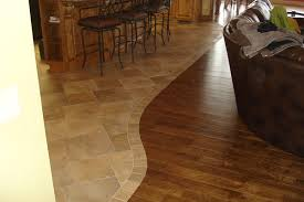 your floor and decor transition from tile to wood design ideas pictures remodel and